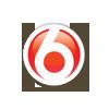 SBS6 Teletekst p487 :  paragnosten in Den Haag op teletekst